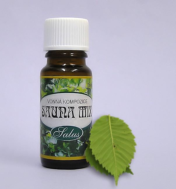Esenciální olej Salus Sauna mix 10ml