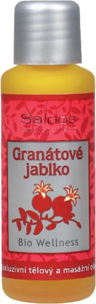 Saloos Bio Wellness tělový a masážní olej Granátové jablko 50ml