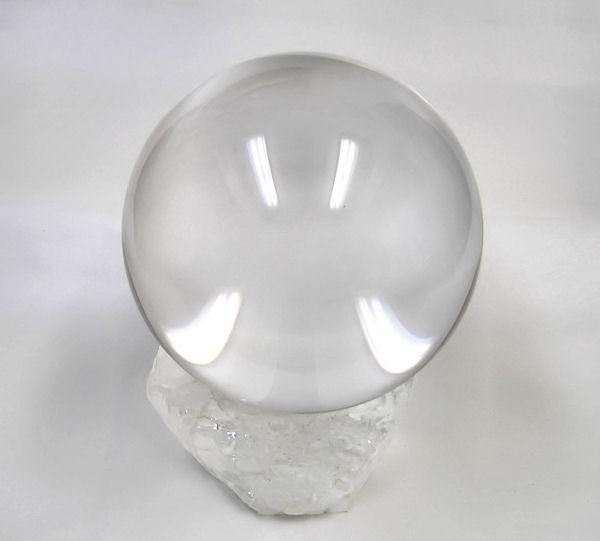 Křišťálová koule 9cm