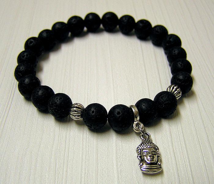 Náramek lávový, Buddha