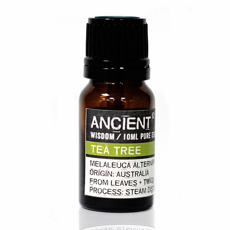 Esenciální olej Ancient Wisdom Tea Tree 10ml