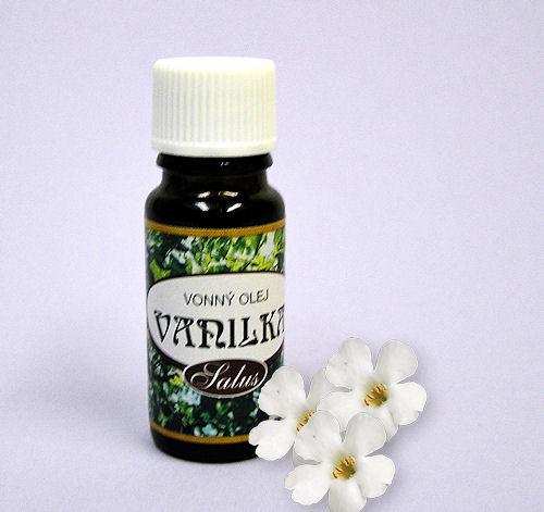 Vonný olej Salus Vanilka 10ml.