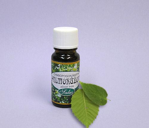 Esenciální olej Salus Palmorůžová 10ml.