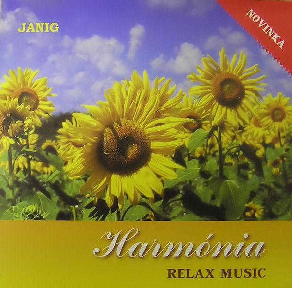 Janig: Harmónia, CD