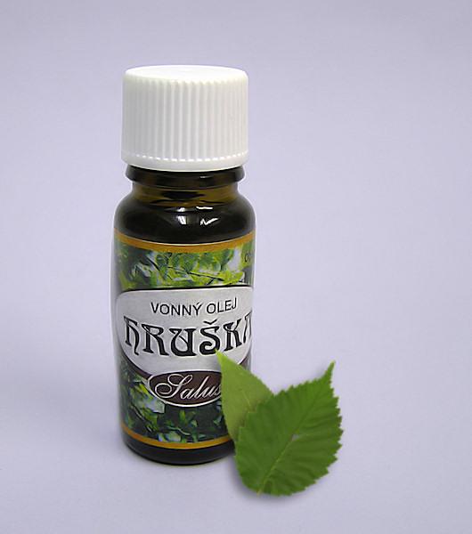 Vonný olej Salus Hruška 10ml.