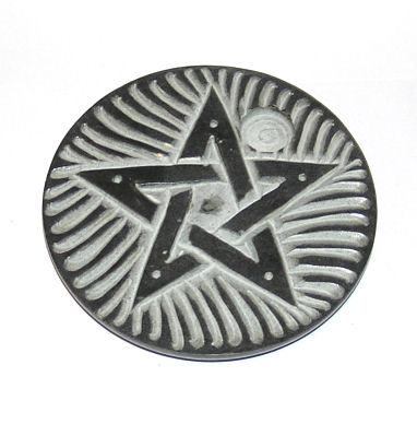 Stojánek - Pentagram, kámen