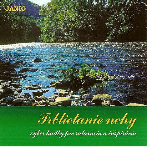 Janig: Trblietanie nehy, CD