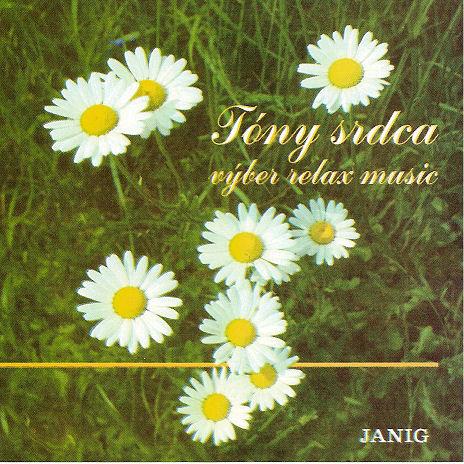 Janig: Tóny srdca, CD
