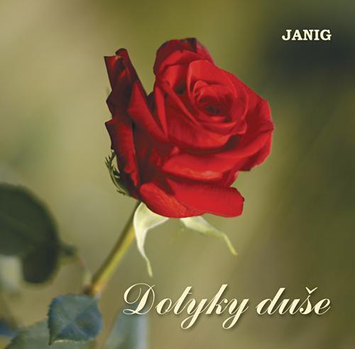 Janig: Dotyky duše, CD