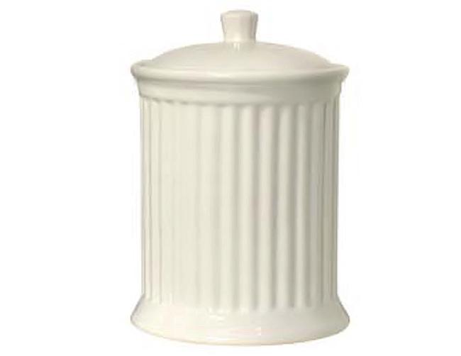 IB LAURSEN Mynte Pure White dóza 25x17cm
