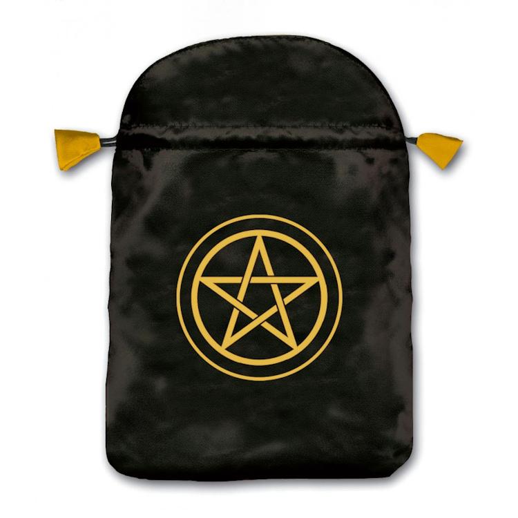 Váček na karty Pentagram