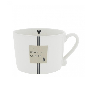 Bastion Collections Hrnek Home is Coffee 300ml
