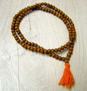 Japa Mala santal 6mm