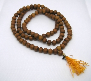 Japa Mala santal 8mm